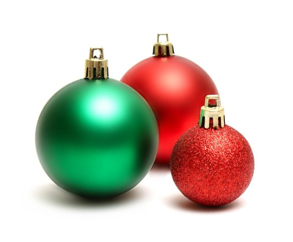 12591-green-and-red-christmas-ornaments-isolated-on-a-white-background-pv