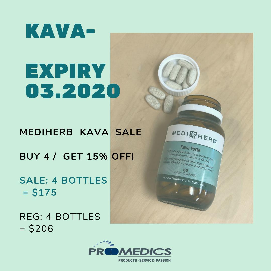 Kava Sale